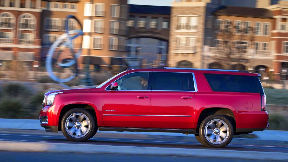 2015 GMC Yukon XL Denali review notes