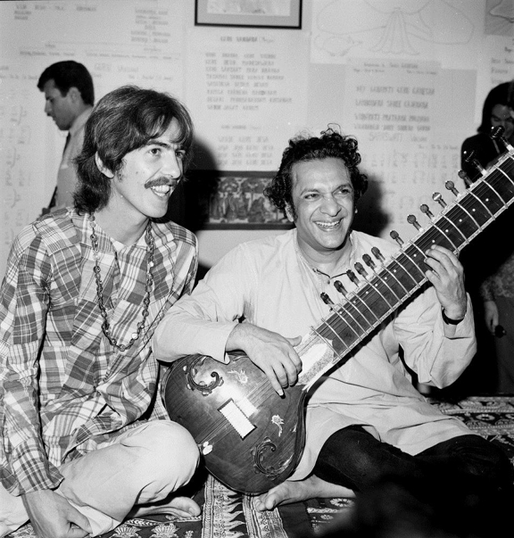 Shooting Film: All Things Must Pass: Ravi Shankar Remembered