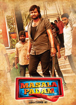 Watch Masala Padam (2015) DVDRip Tamil Full Movie Watch Online Free Download