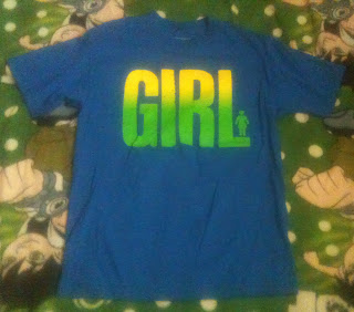GIRL Skateboards Tshirt