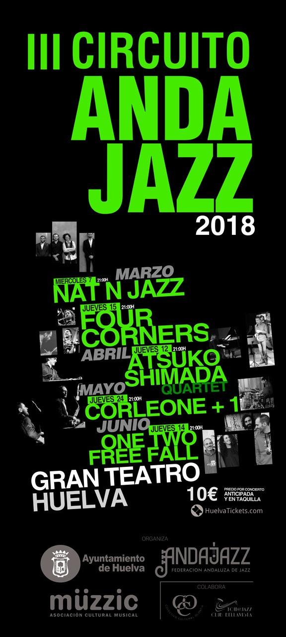 Circuito de jazz andaluz en Huelva