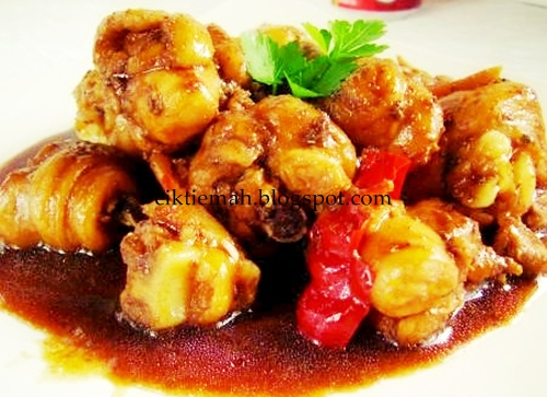 Resepi masakan Ayam Coca Cola