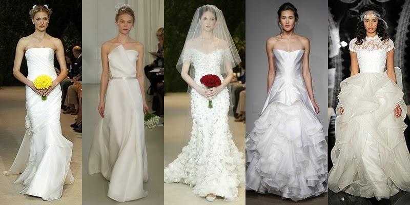 Wedding Dresses Spring Summer 2014 Fashion Trends