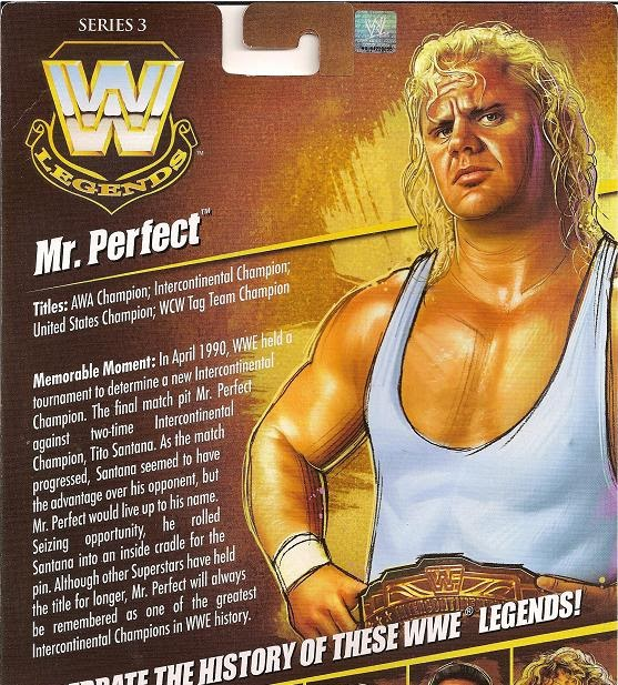 3b S Toy Hive Wwe Legends Mr Perfect Review