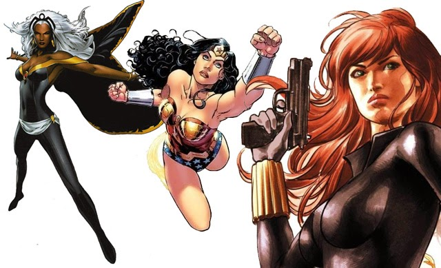 bring on the girls 5 female superheroes who deserve their own movie
