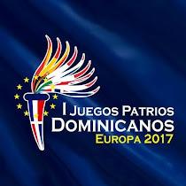 I Juegos Patrios Dominicanos Europa 2017