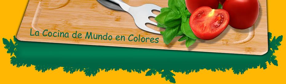La cocina de Mundoencolores
