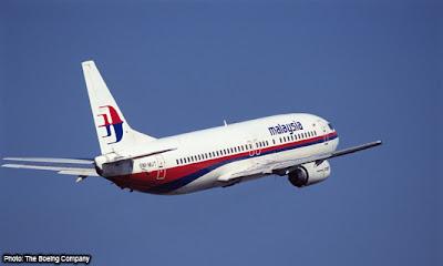 Kapal terbang MAS