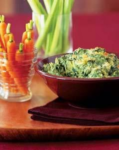 http://deliciousliving.com/food/fresh-spinach-artichoke-baked-dip