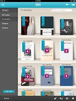Kobo books shelf
