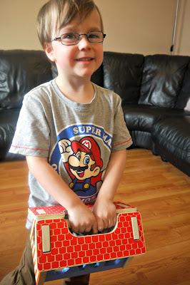 Bigjigs, shape sorter