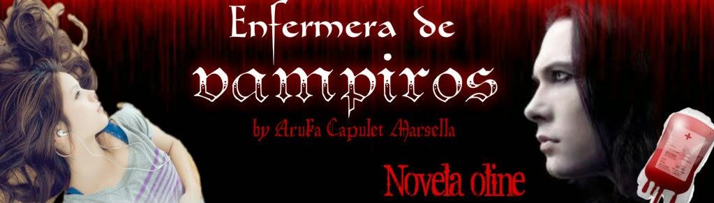 Enfermera de vampiros [novela online]
