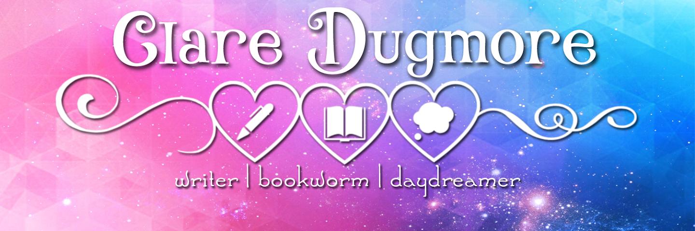 Writer Clare Dugmore
