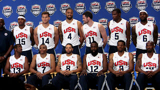 Basketball Team Usa 2012 London Olympics HD Wallpaper