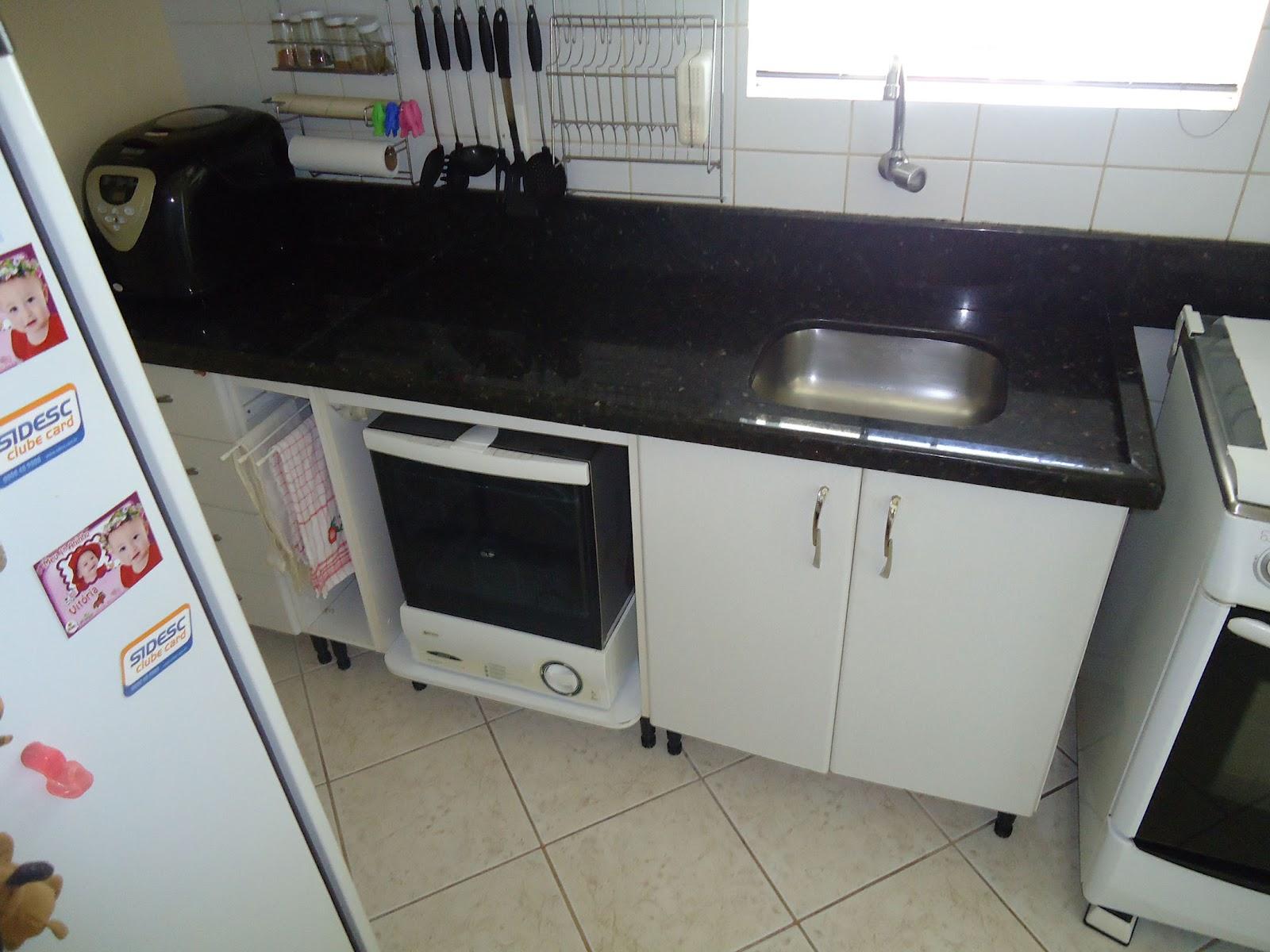 Apartamento Jardim América Chapecó: Cozinha/Área Serviço #734037 1600 1200