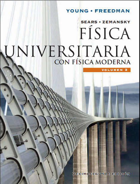 Física Universitaria Sears & Zemansky 12va edición vol