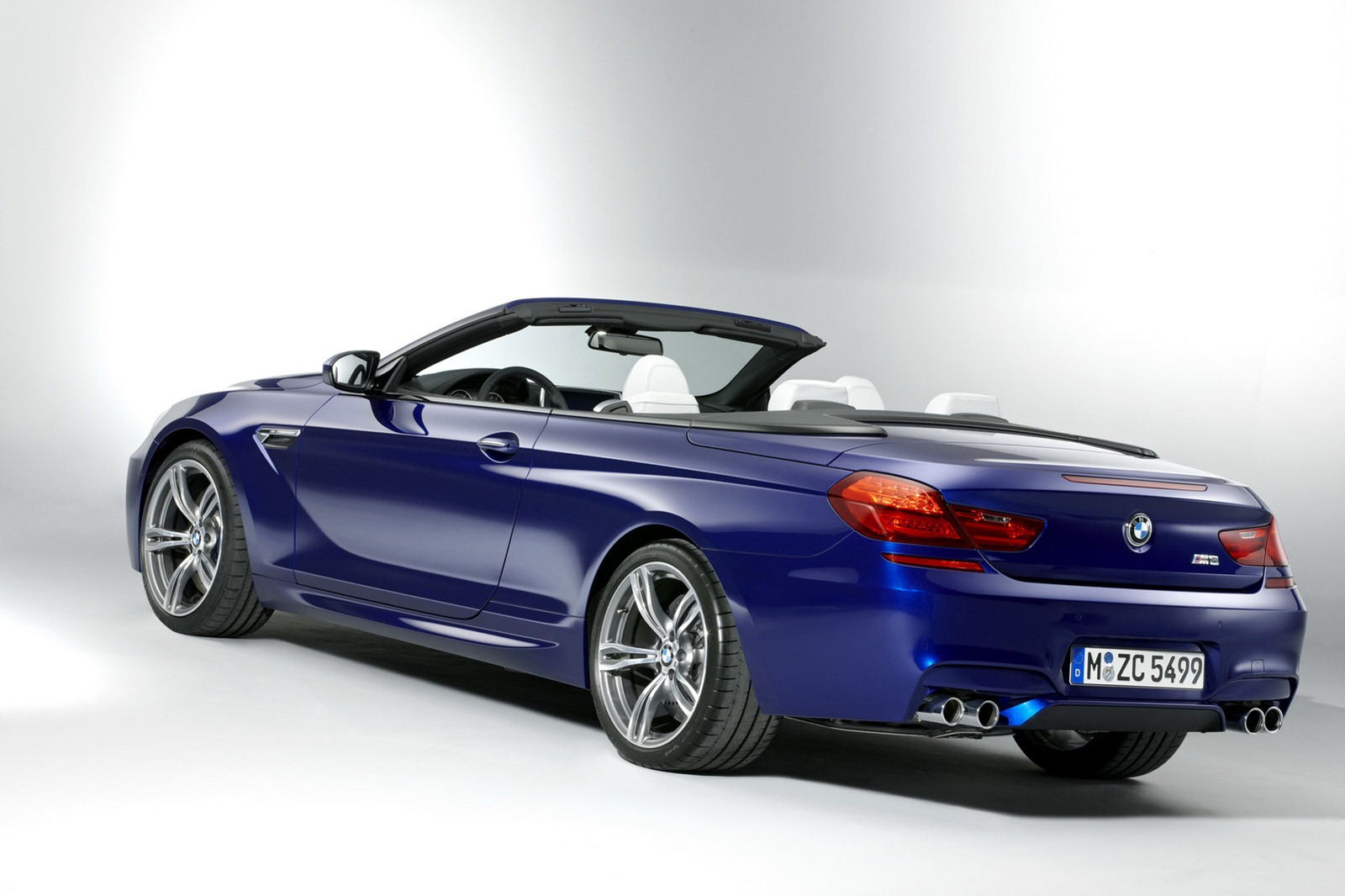 2013 Bmw M6 Convertible Auto Cars Concept
