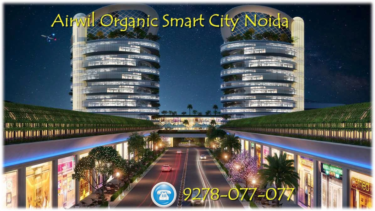 Airwil Smart City in Noida