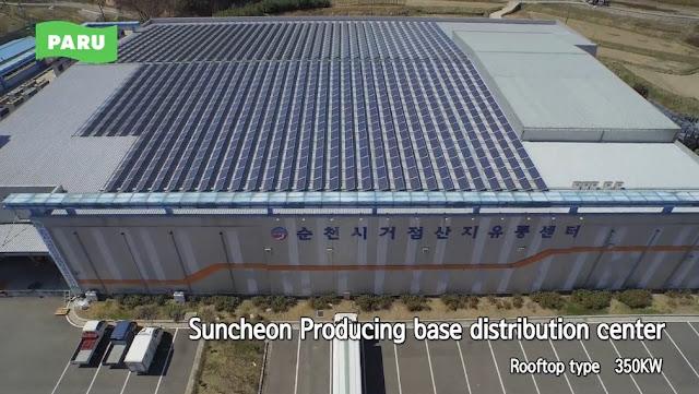 [PARU Solar Tracker] Installation10