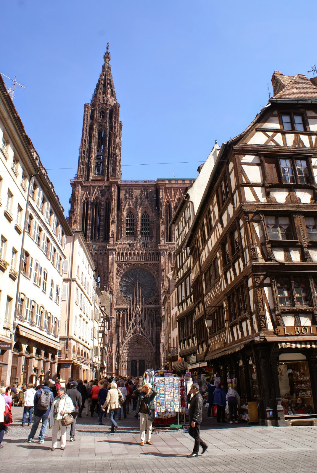 Cathedral Strasbourg France