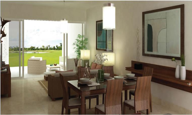 Decora con estilo cuida tu sal n comedor for Como decorar un living comedor rectangular grande