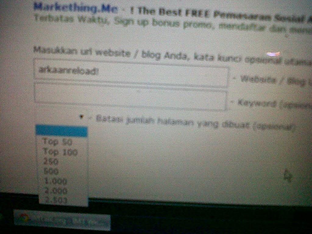 cara supaya blog terindek di google yahoo bing