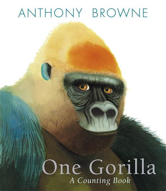 gorilla gorilla book