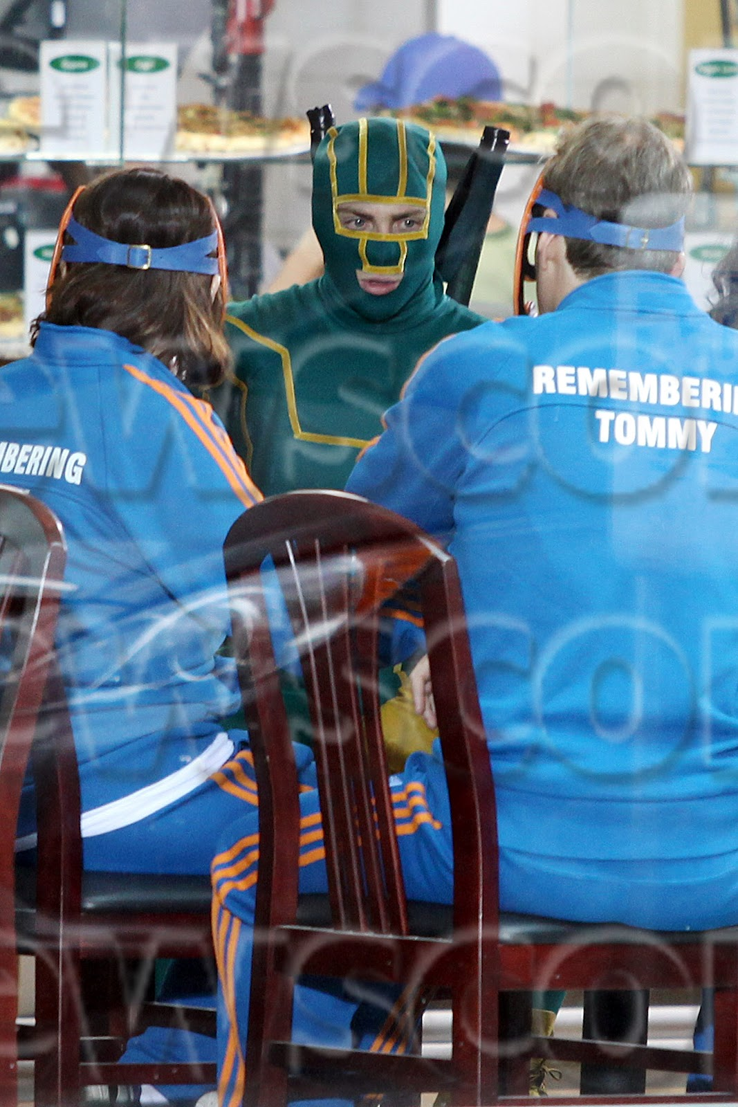 Fotos del Rodaje de Kick-ASS 2