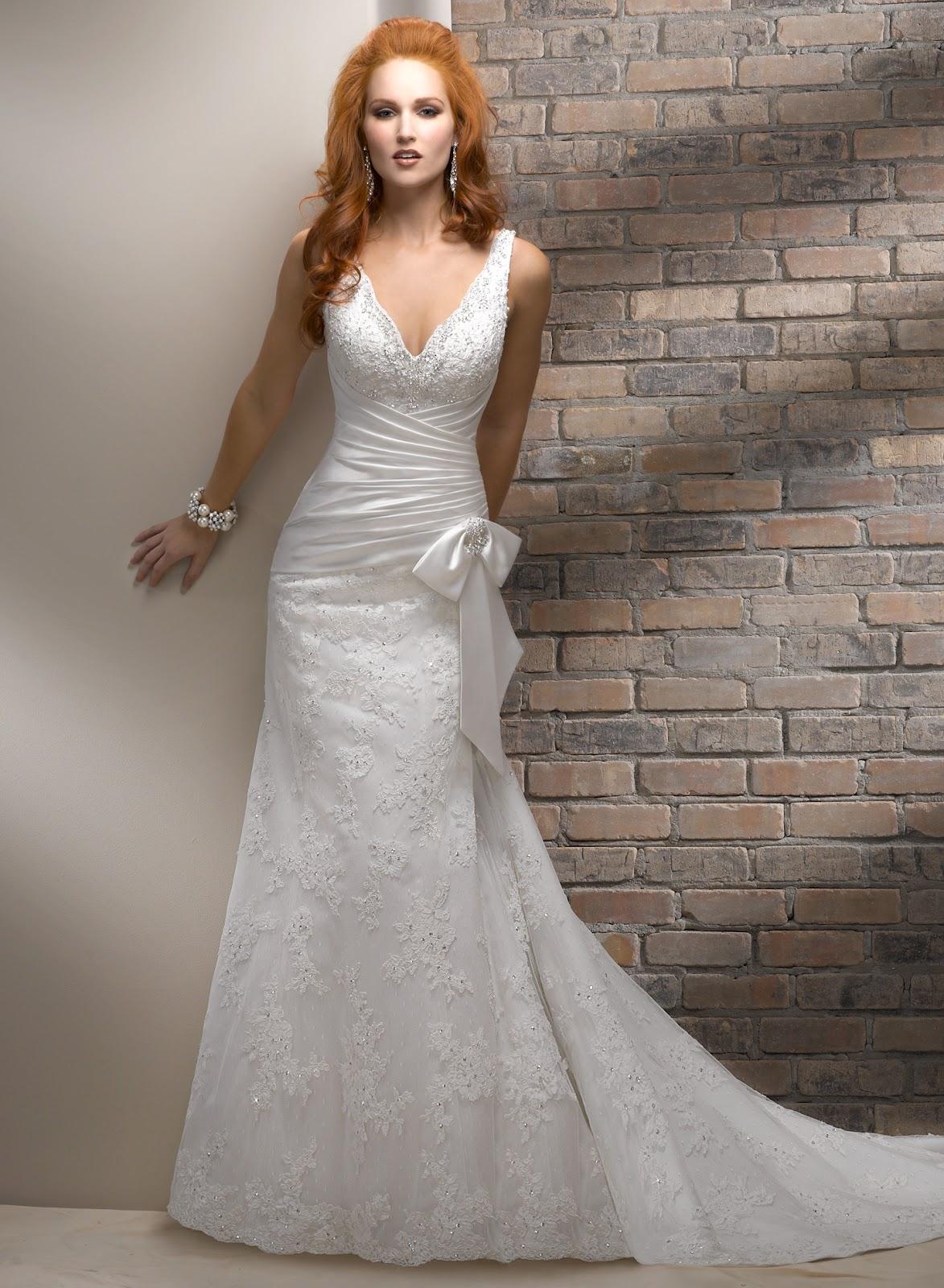 Brautkleid Reinigung und Konservierung