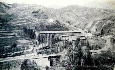 artigas fabrica clot del moro asland abandono tren cement cemento