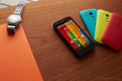 Motorola Kirimkan 6.5 Juta Unit Smartphone di Kuartal Pertama 2014