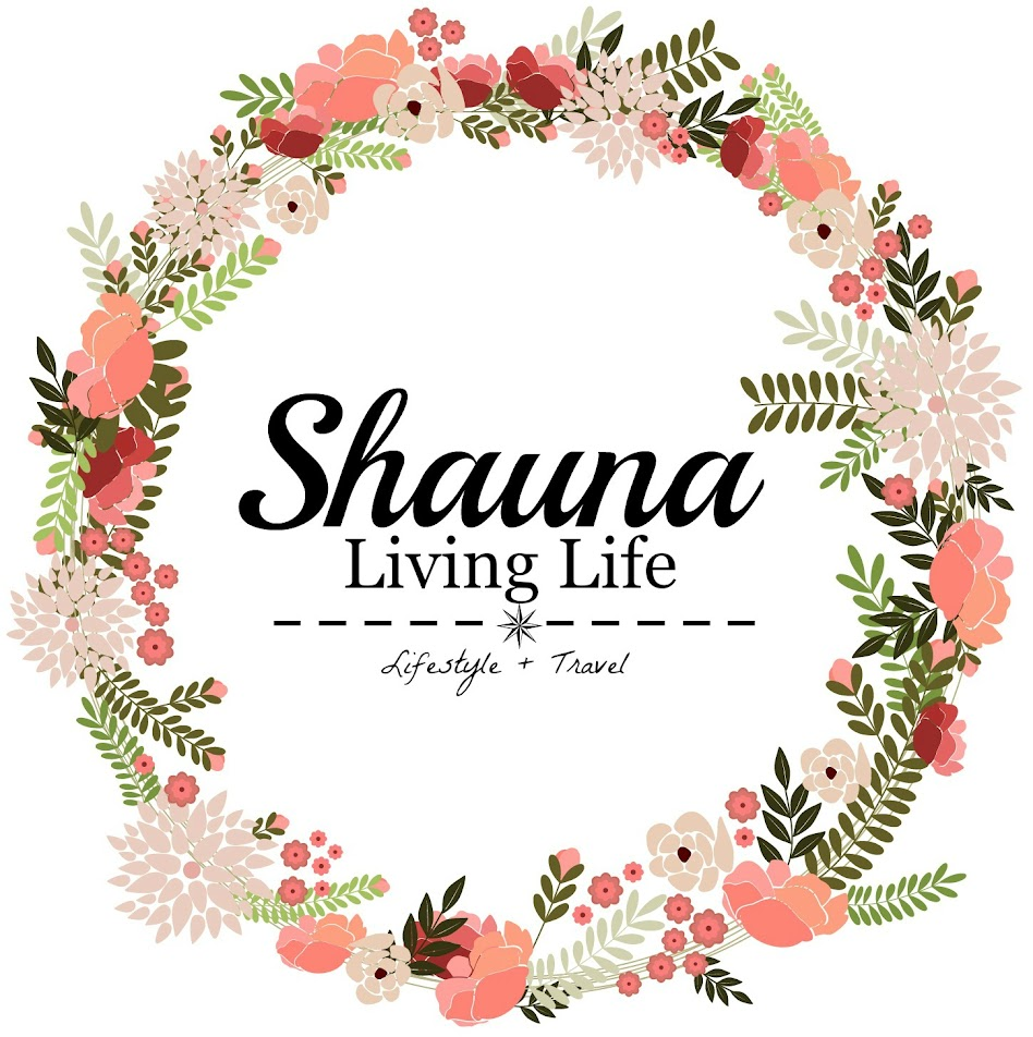 SHAUNA LIVING LIFE