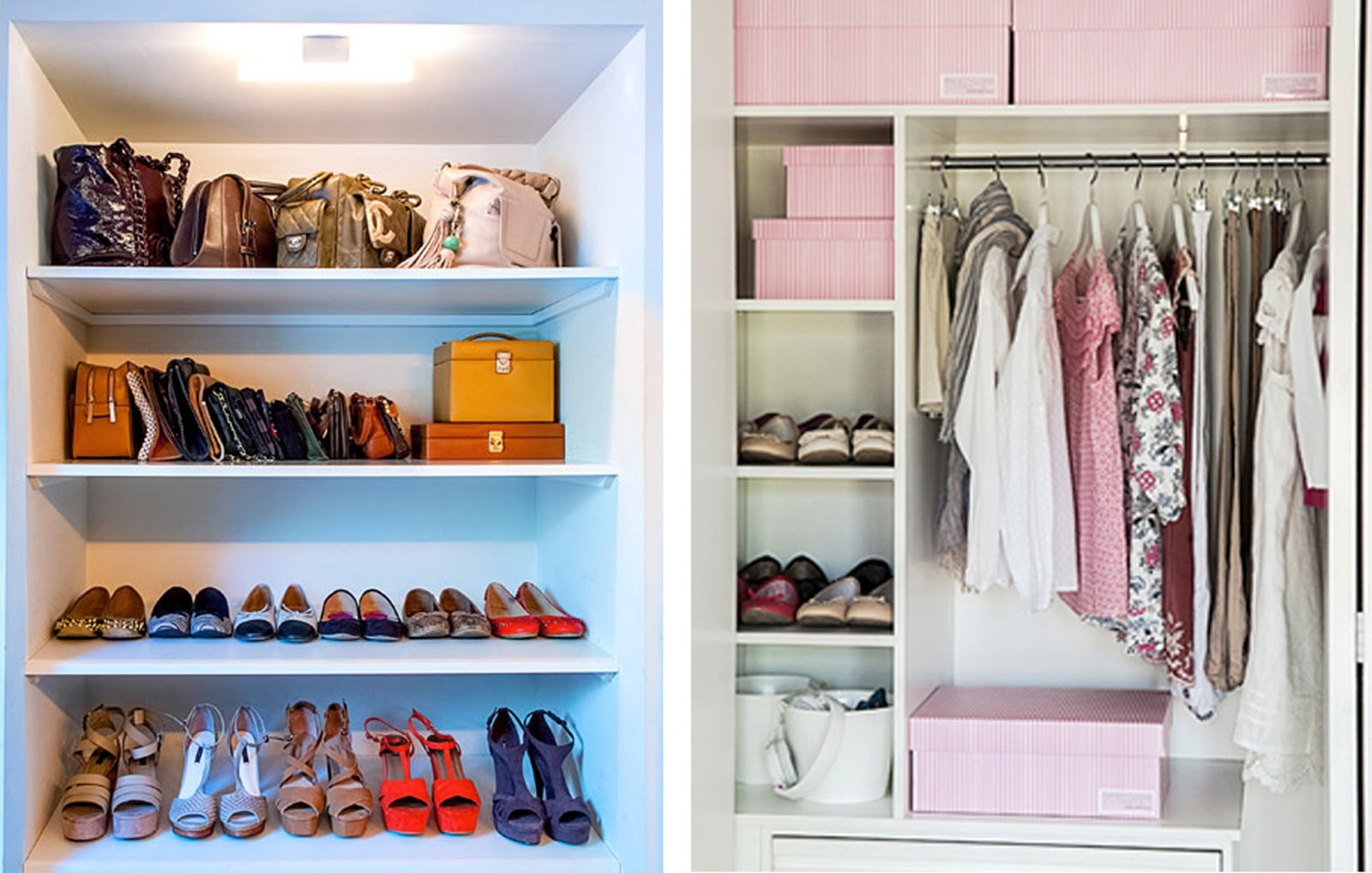 Restyling Closets - homepersonalshopper