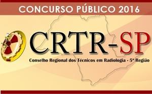 Concurso CRTR-SP 5ª região (2016) - Edital E Inscrição