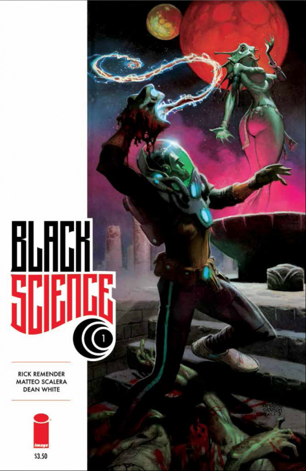 Ciencia oscura - Black Science - Rick Remender - Matteo Scalera