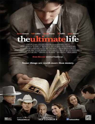 Poster de The Ultimate Life (2013)