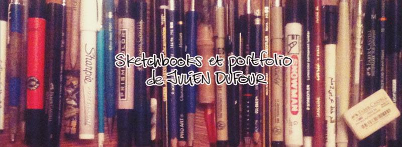 Portfolio de Julien Dufour