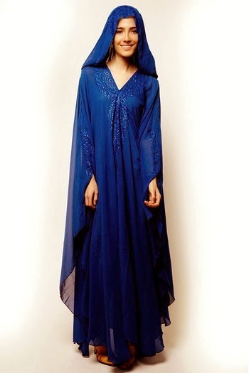 Luxury Abaya Collection for Arab Girls
