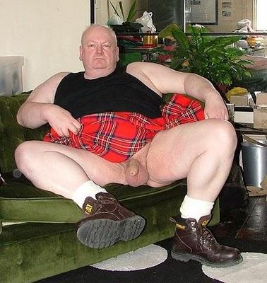 big cocks in kilts