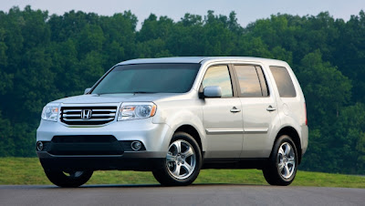 2013 Honda Pilot Owners Manual