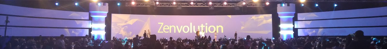 Asus Zenvolution 2016