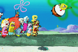 Episode Yang Hilang SpongeBob SquarePants: The Sponge Who Could Fly
