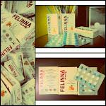 Fellina PMVC : RM85 free postage