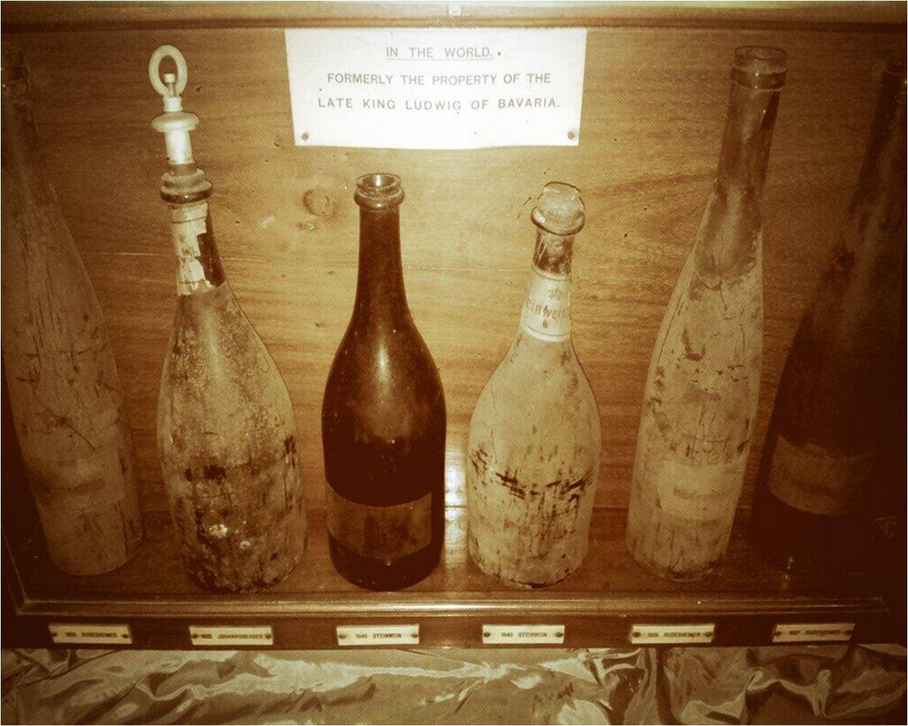 oldest wine in the world