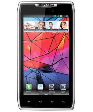 Motorola RAZR (XT910) Blanco Tienda Claro Perú