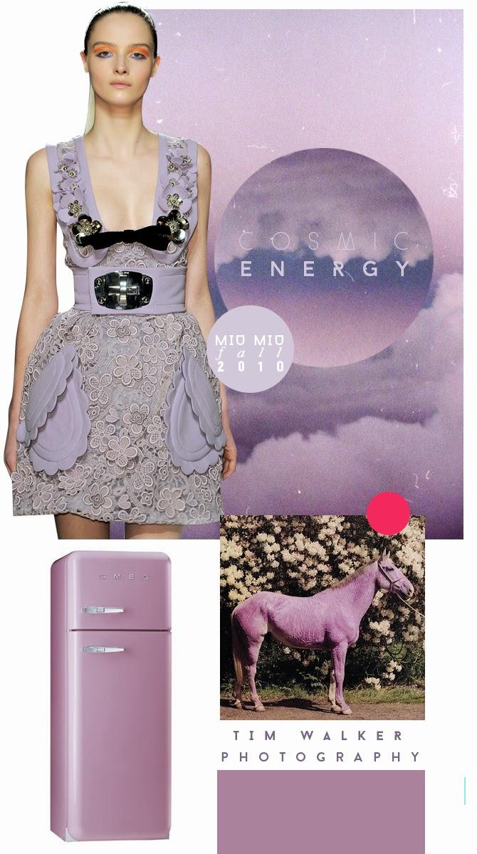 cor pantone para 2014 lilas