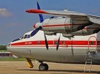 Antonov 12's at BHX