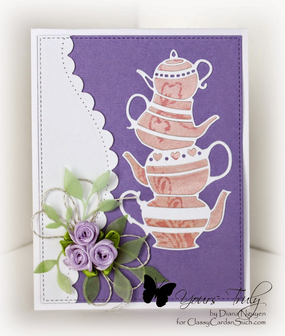 Poppystamps, tea pots, Diana Nguyen