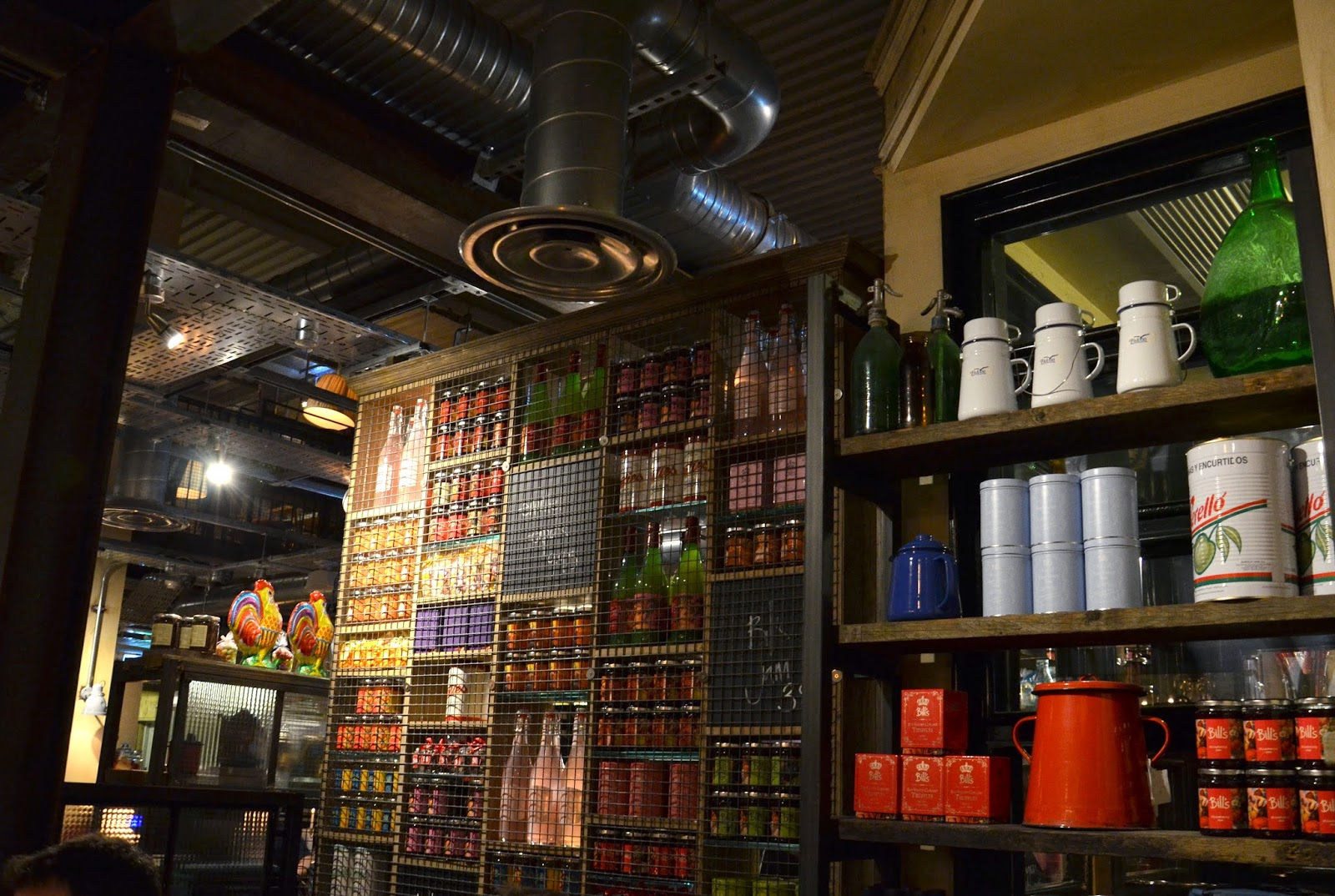 Bill's Nottingham Restaurant