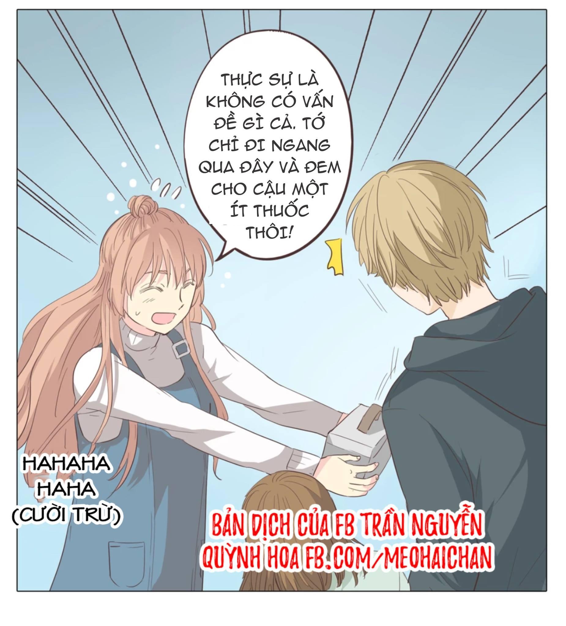 Xin Chào! Dân Nữ chap 33 Trang 5 - Mangak.info